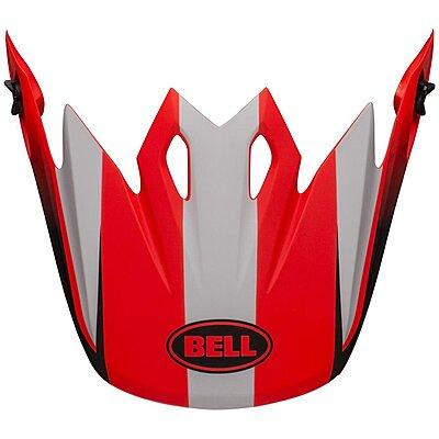 Visière Bell MX 9 MIPS Dash matte gray infrared black