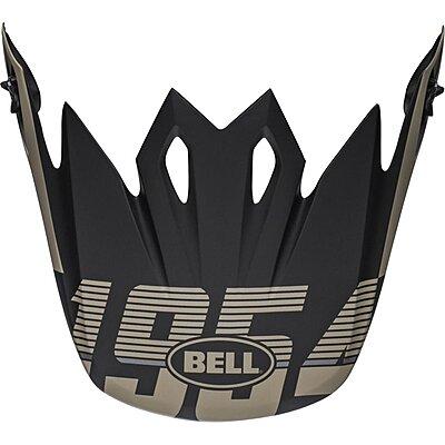 Visière Bell MX 9 Mips Strike matte kaki black