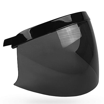 Visiere Bell Scout Air shield dark smoke