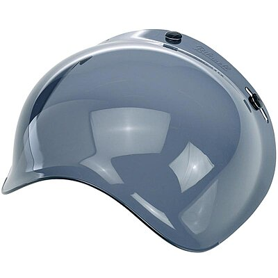 Visière Biltwell bubble shield anti-fog smoke