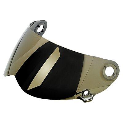 Visière Biltwell Lane Splitter Gen 2 Shield gold mirror
