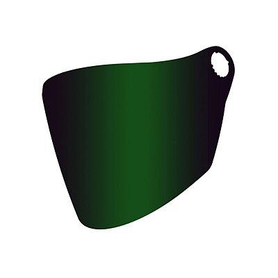 Visière Nexx X70 XG10 flat iridium green