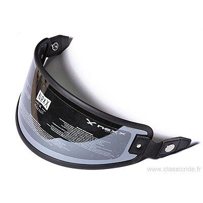 Visière Nexx XG100 iridium silver shield