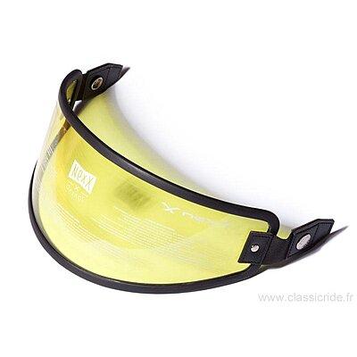 Visière Nexx XG100 iridium yellow shield