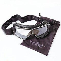 Lunettes Aviator Goggle T2 Chrome Noir