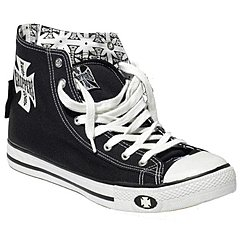 Baskets West Coast Choppers Warrior hi-top black