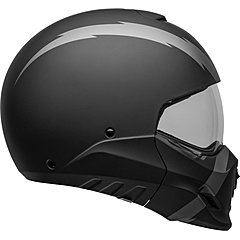 Casque transformable BELL Broozer Arc matte black gray
