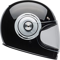Casque Bell Bullitt DLX Bolt Black White