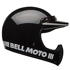 Casque Bell Moto 3 Classic Black