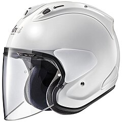Casque Arai SZ-R VAS Diamond white, blanc brillant
