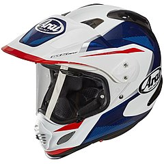 Casque Arai Tour X4 Break Blue