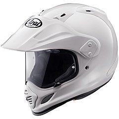 Casque Arai Tour X4 Diamond white, blanc brillant