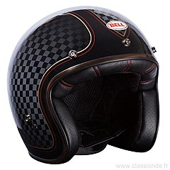 Casque Bell Custom 500 DLX Roland Sands Check It