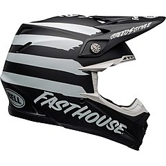 Casque Bell Moto 9 Mips Fasthouse Signia matte black white
