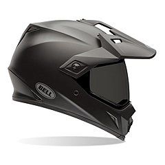 Casque Bell MX 9 Adventure Mips matte black