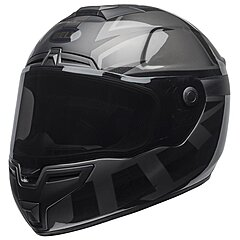 Casque BELL SRT matte gloss Blackout