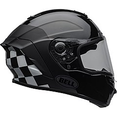 Casque BELL Star DLX Mips Lux Checkers black white