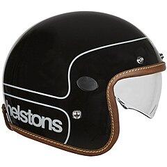 Casque Helstons Corporate Helmet Carbone noir