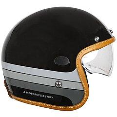 Casque Helstons Mora Helmet Carbone noir