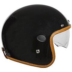 Casque Helstons Naked Helmet Carbone noir