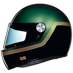 Casque Nexx XG100 Racer Motordrome Green