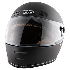 Casque Torx Barry Legend Black mat
