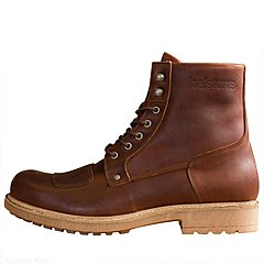 Chaussures Helstons Mountain cuir marron