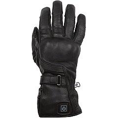 Gants Helstons Titanium hiver chauffants cuir noir