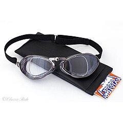 Lunettes de vue moto Aviator Goggle 4400 Gun Optique