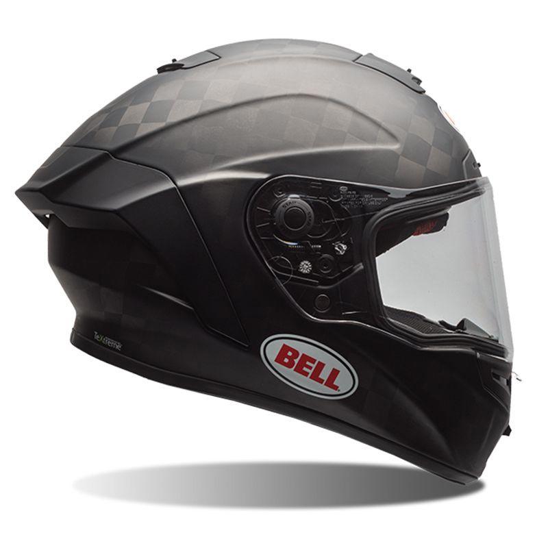 bell pro star solid matte black casque moto int gral carbone. Black Bedroom Furniture Sets. Home Design Ideas