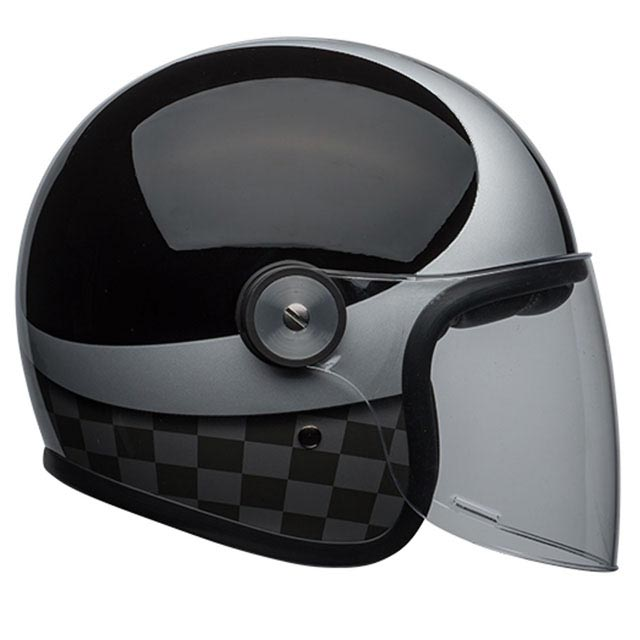 Casque Vintage Cafe Racer