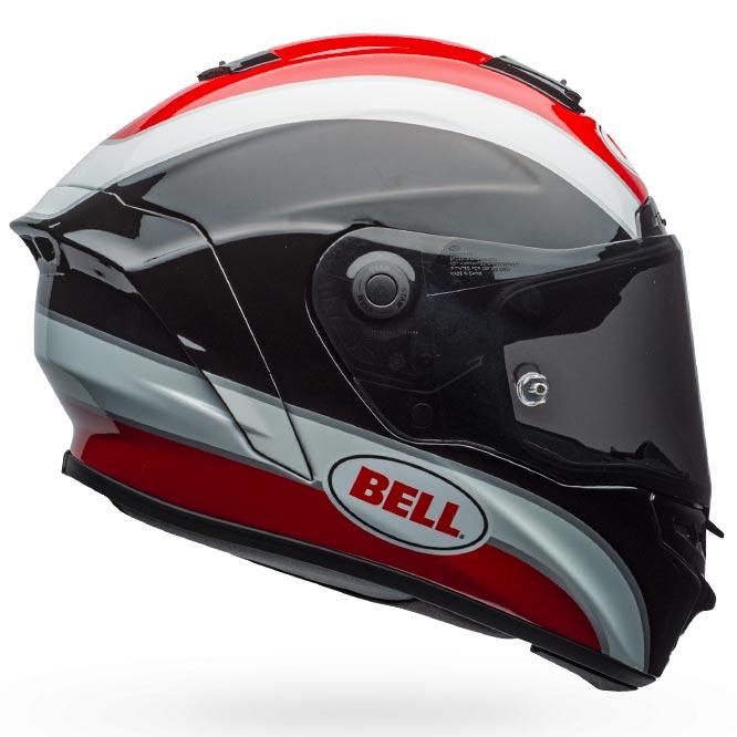 casque bell helmets star mips gloss black red integral moto securite 6b5312e7df89