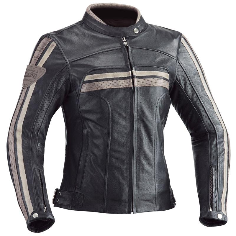 Blouson moto femme ixon
