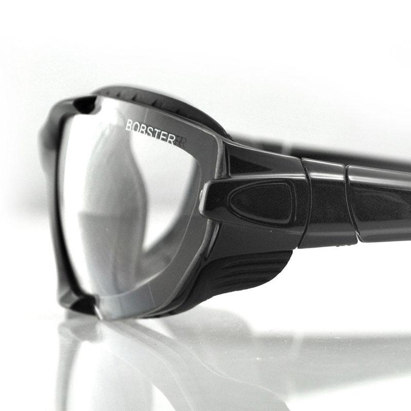 Bell Moto 9 Noir >> Bobster Renegade photochromique, lunettes de soleil moto biker