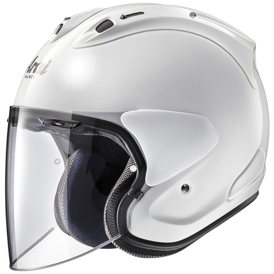 Arai SZ-F Casque Blanc Taille S