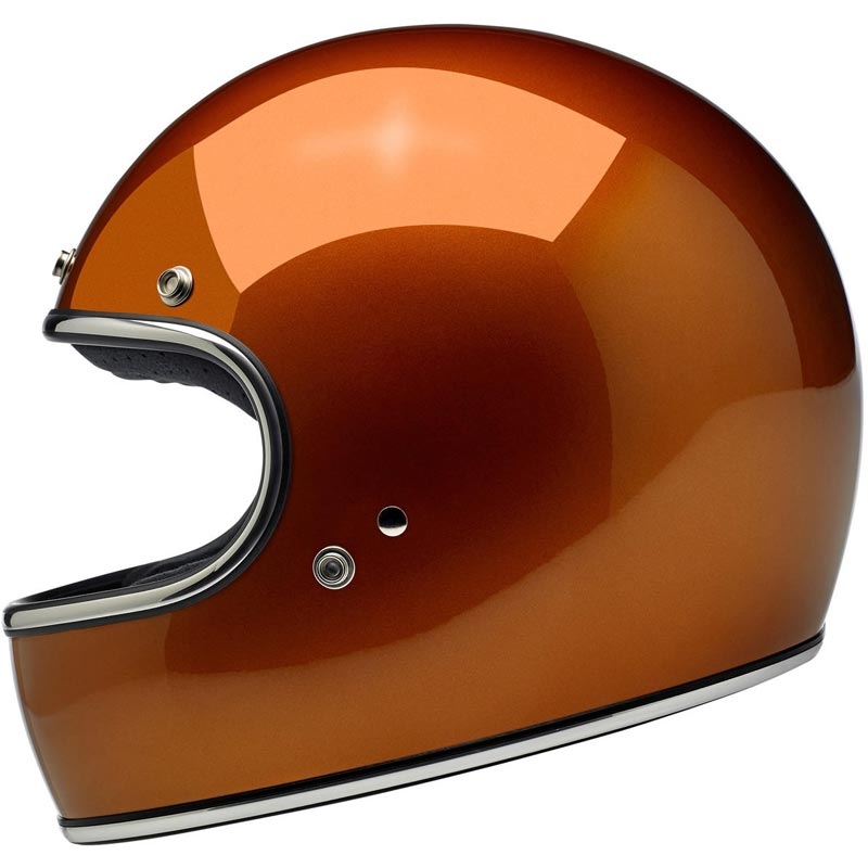 casque biltwell gringo ece gloss copper int gral moto biker. Black Bedroom Furniture Sets. Home Design Ideas