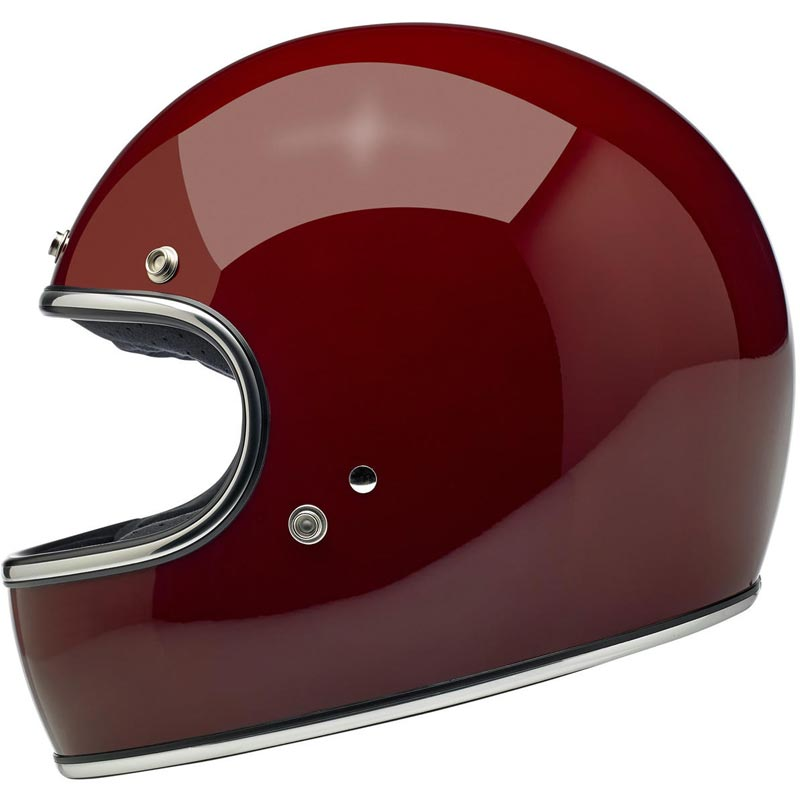 casque biltwell gringo ece gloss garnet int gral moto biker. Black Bedroom Furniture Sets. Home Design Ideas