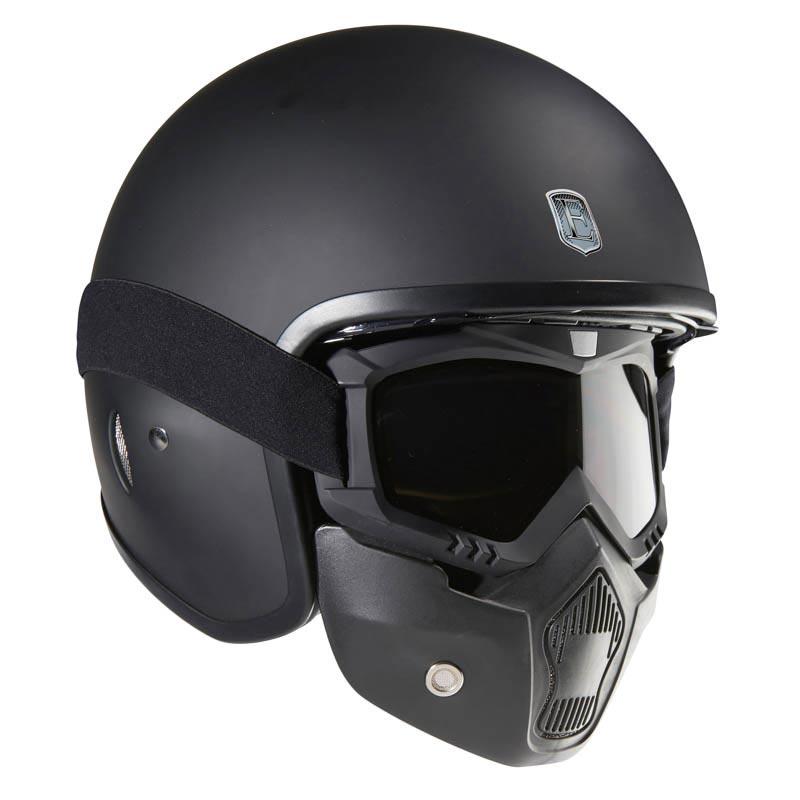 Casque Moto Style Aviateur Voiture Et Automobile Moto