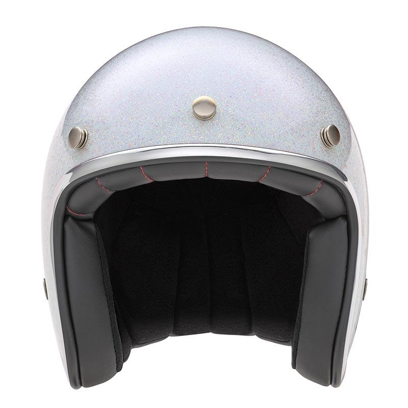 NOX Jet N242 Size M Rainbow Helmet