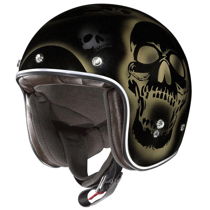 casque moto t te de mort x lite x 201 las cruces skull biker. Black Bedroom Furniture Sets. Home Design Ideas