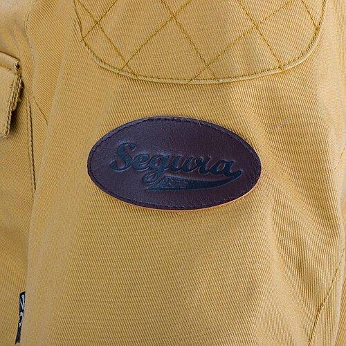 veste segura baaron camel moto vintage homme hiver homologue ce epi 3 f23b03577c