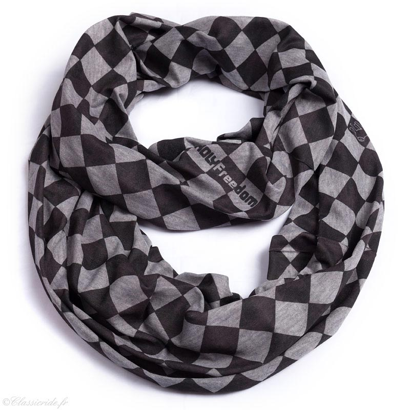 foulard moto holy freedom bullit dark cache cou biker. Black Bedroom Furniture Sets. Home Design Ideas