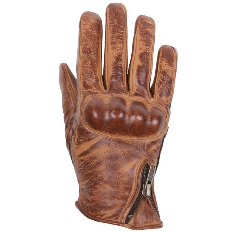gants moto femme helstons ziggy t cuir crust camel noir cuir vintage ce. Black Bedroom Furniture Sets. Home Design Ideas