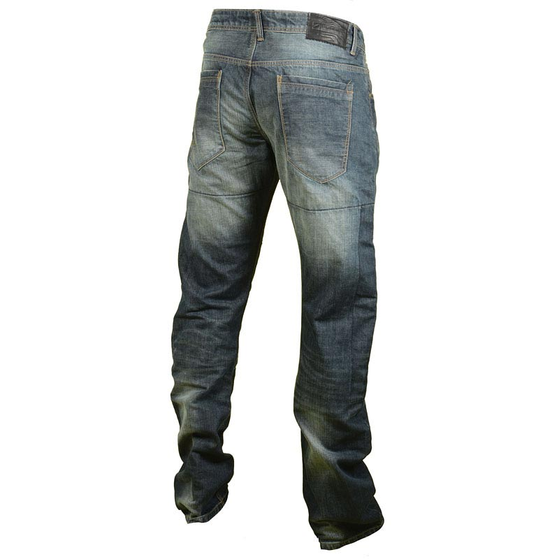 pantalon moto vintage jean moto kevlar booster 750 blue pantalon biker homme vintage. Black Bedroom Furniture Sets. Home Design Ideas
