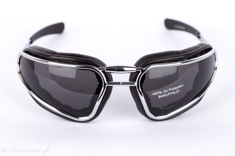 baruffaldi easy rider black lunettes de soleil moto classic ride. Black Bedroom Furniture Sets. Home Design Ideas