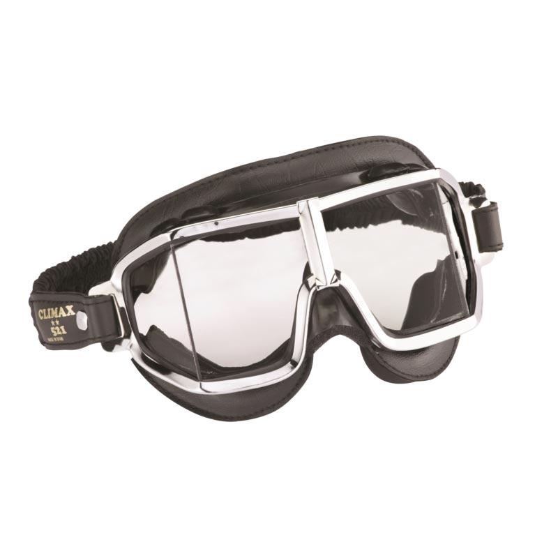 Lunettes Climax 521, masque moto vintage compatible lunettes de vue b30a6b5a412a