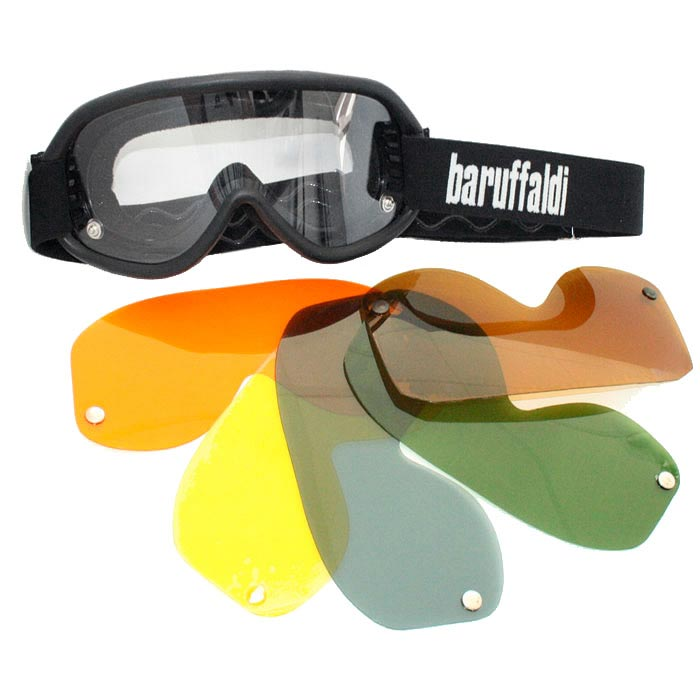 masque baruffaldi speed 4 708211 lunettes moto classic ride. Black Bedroom Furniture Sets. Home Design Ideas