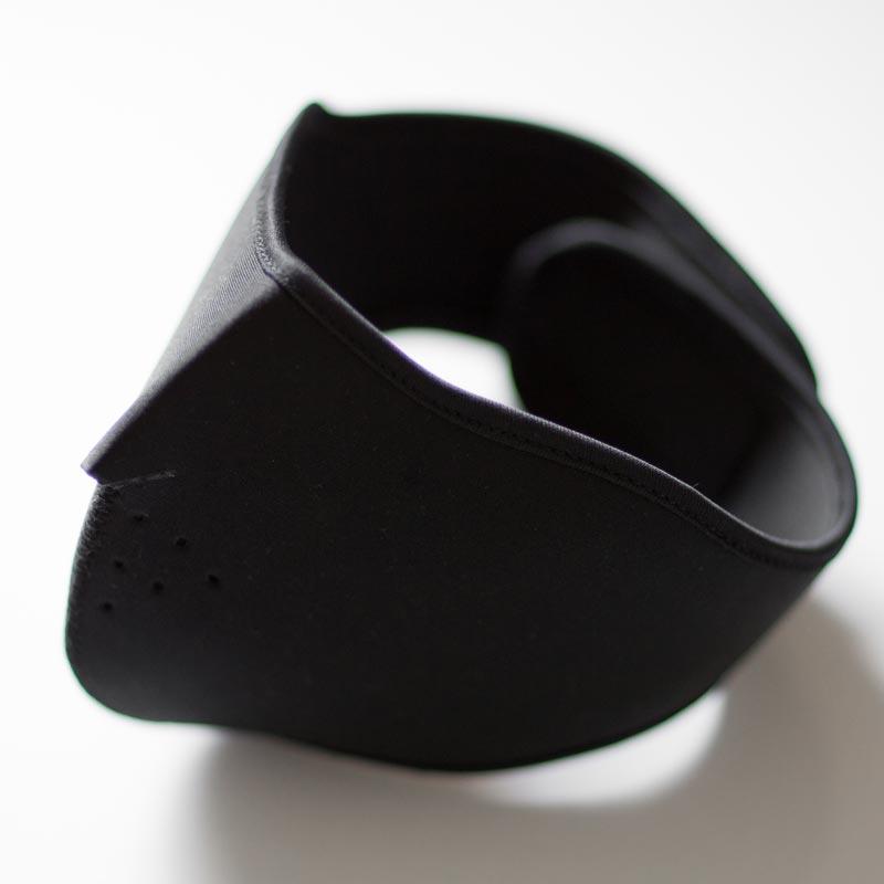 Masque moto mad black en n opr ne protection visage - Masque visage a mettre au frigo ...