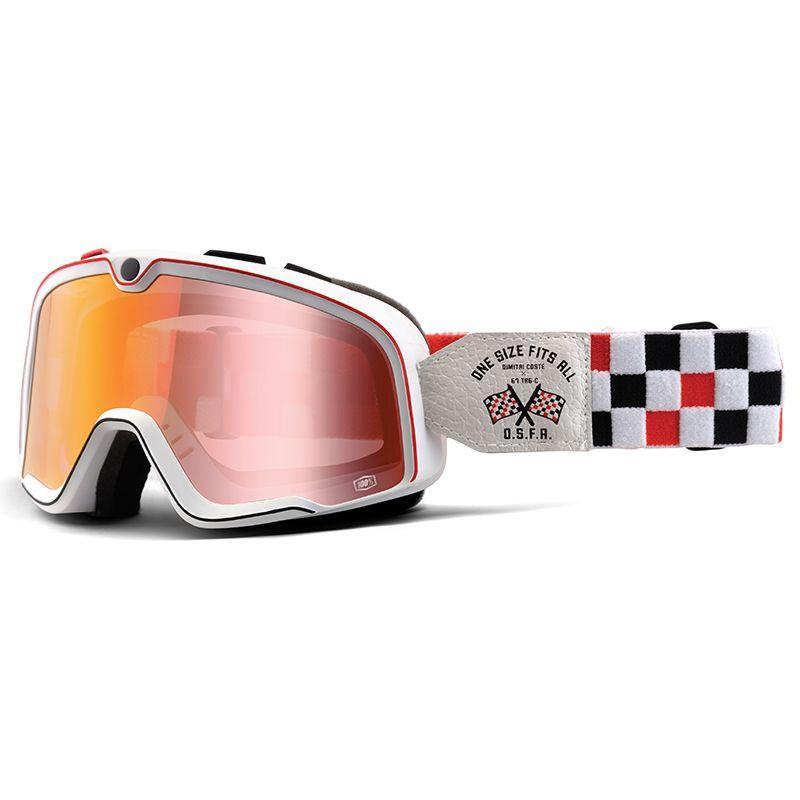 masque 100 barstow osfa lunettes moto vintage. Black Bedroom Furniture Sets. Home Design Ideas