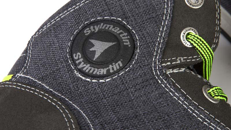 Baskets Stylmartin Kansas, chaussures moto homme femme CE